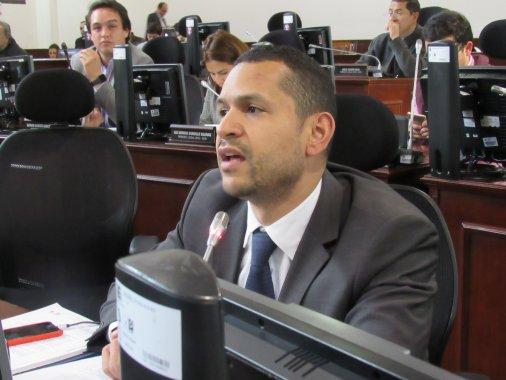 Concejo de Bogotá D.C. - Concejal Daniel Palacios envío carta a Alcalde  Enrique Peñalosa rechazando pedagogía de líderes de las Farc en Bogotá